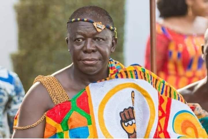 Agent Of Peace: Asantehene Calls For Peaceful Election