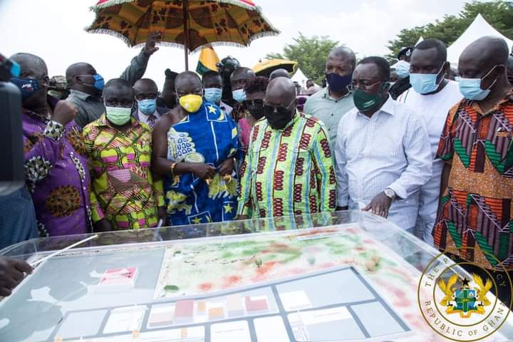 Boankra Inland Port will cushion the objective of the African Continental Free Trade Agreement (AfCFTA)- Prez Akufo-Addo