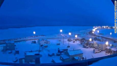 This Alaska town won't see the sun for more than 2 months