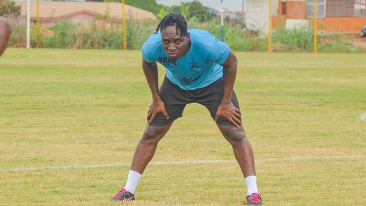 Exclusive: William Opoku Mensah To Start In Olympics Game