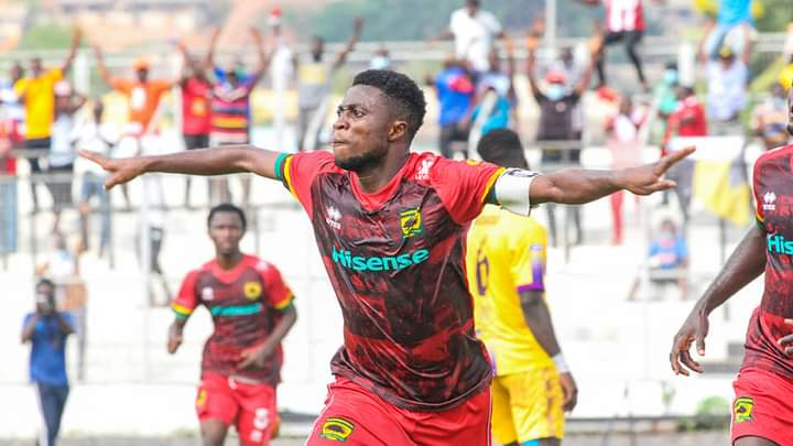 Rediscovery of Form: Emmanuel Gyamfi Shines In Legon Cities Game